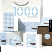 1,000 Bags, Tags, and Labels: Distinctive Designs for Every Industry