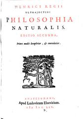 Philosophia naturalis