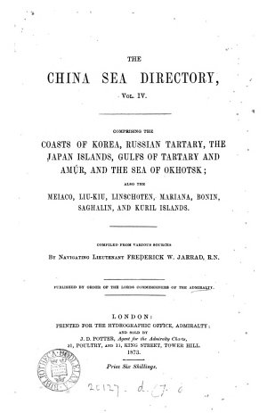 The China sea directory   With
