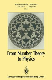 From Number Theory to Physics