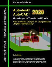 Autodesk AutoCAD 2020   Grundlagen in Theorie und Praxis PDF