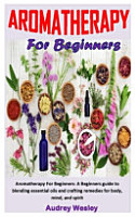 Aromatherapy for Beginners PDF
