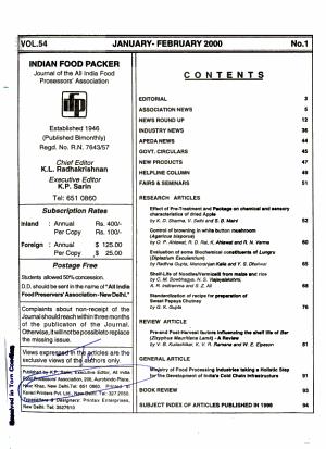 Indian Food Packer PDF