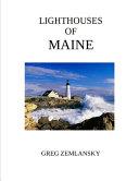 Lighthouses Of Maine PDF