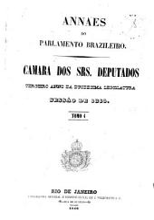 Annaes do Parlamento Brazileiro: Câmara dos Srs. Deputados, Volume 3,Parte 4