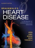 Braunwald s Heart Disease E Book PDF