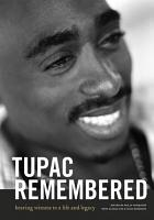 Tupac Remembered PDF