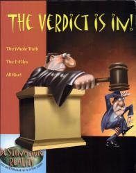 The Verdict Is In Book PDF
