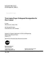 Trust-region Proper Orthogonal Decomposition for Flow Control