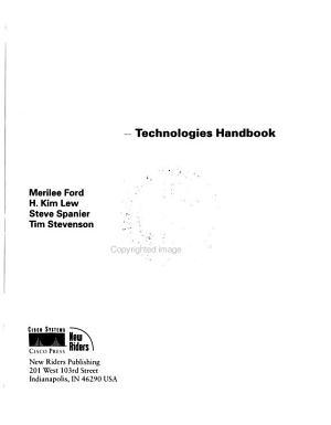 Internetworking Technologies Handbook PDF