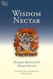 Wisdom Nectar: Dudjom Rinpoche's Heart Advice
