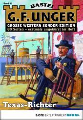 G. F. Unger Sonder-Edition - Folge 095: Texas-Richter