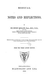 Medical Notes and Reflections