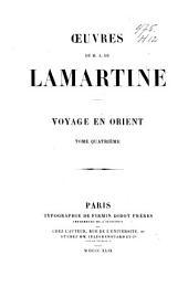 Œuvres de M. A. de Lamartine: Volume12