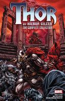 Thor By Kieron Gillen