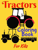 Tractors Coloring Book For Kids PDF