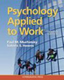 Psychology Applied to Work   PDF