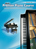 Premier Piano Course: Lesson Book 2A