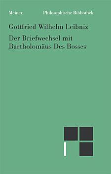 Der Briefwechsel mit Des Bosses PDF