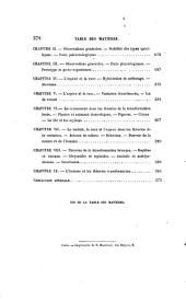 Charles Darwin et ses précurseurs français: étude sur le transformisme