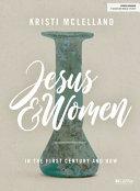 Jesus and Women   Bible Study Book