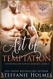 Art of Temptation: A fox shifter fated mates paranormal romance