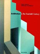 Architecture in the Twentieth Century PDF