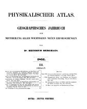 Geographisches Jahrbuch zur Mittheilung aller wichtigern neuen Erforschungen: Band 3