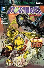 Stormwatch (2012-) #13