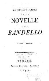 Novelle: Volume 9