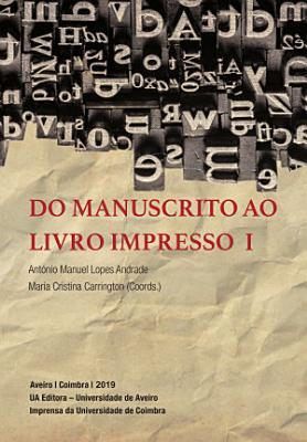 Do manuscrito ao livro impresso I PDF