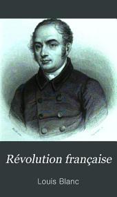 Révolution française: histoire de dix ans, 1830-1840, Volume2