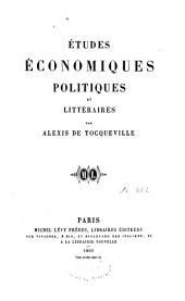Études économiques, politiques et littéraires