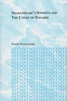 Shakespeare s Sonnets and the Court of Navarre PDF