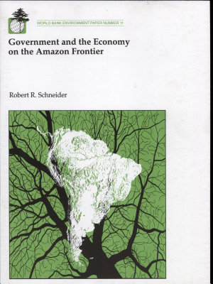 Government and the Economy on the Amazon Frontier