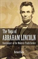 The Yoga of Abraham Lincoln PDF