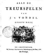 J. V. Vondels Lucifer, treurspel: Volume 1