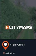 City Maps Fier-cifci Albania