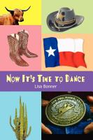 Now It s Time to Dance PDF