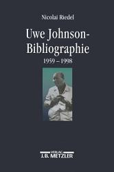 Uwe Johnson Bibliographie 1959 1998 PDF