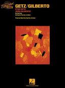 Getz Gilberto Transcribed Score PDF