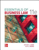 Loose Leaf for Essentials of Business Law