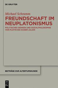 Freundschaft im Neuplatonismus PDF