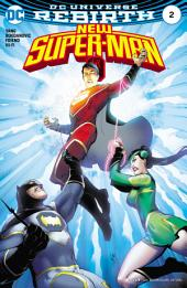 New Super-Man (2016-) #2