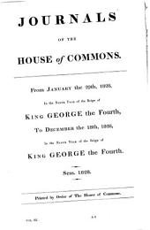 Journals of the House of Commons: Volume 83