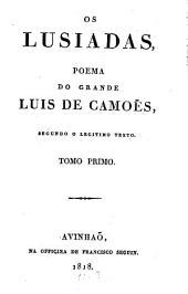 Os Lusiadas: Poema do grande, Volume 1