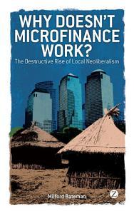 Why Doesn t Microfinance Work  PDF
