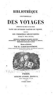 Voyages autour du monde: Volume11