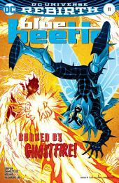 Blue Beetle (2016-) #11