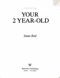 Understanding Your 2 Year Old PDF